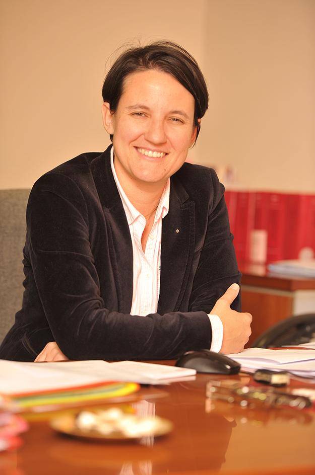 Maitre Emmanuelle Pamponneau, avocate.